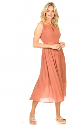 Look Maxi halter dress Beegees
