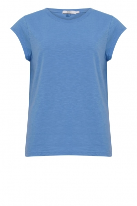 CC Heart | Cotton mix t-shirt Classic | blue