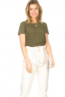 Kocca |  Top with rhinesstones Austin | green