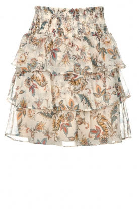 Liu Jo |  Paisley printed skirt Emily | natural