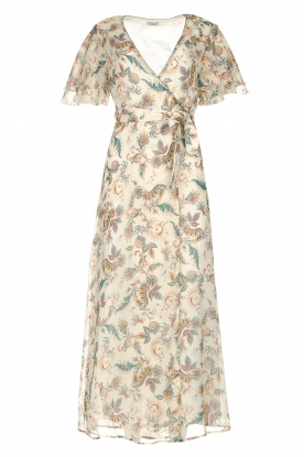Liu Jo | Floral maxi dress Cindy | natural