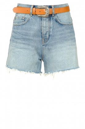 Liu Jo | High waist denim shorts Juul | blue