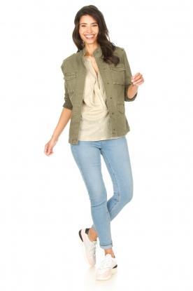 Liu Jo    High waisted skinny jeans Joy   blue