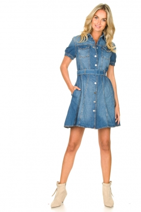Look Denim dress Evi