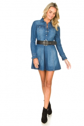 Look Denim dress Mila