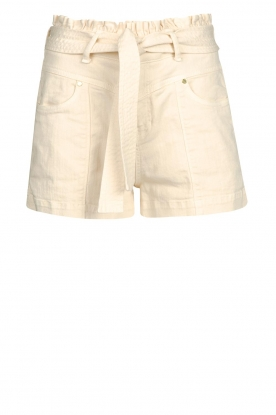 Dante 6 | Denim short Isola | natural