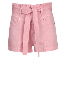 Dante 6 | Denim short Isola | roze