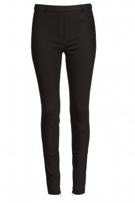 Dante 6 | Stretch pants Slim | black