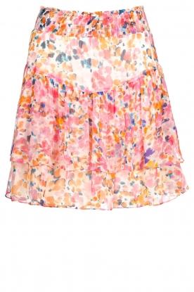 Dante 6 |  Floral skirt Wonderous | pink