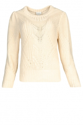 Dante 6 | Knitted sweater Cleo | natural