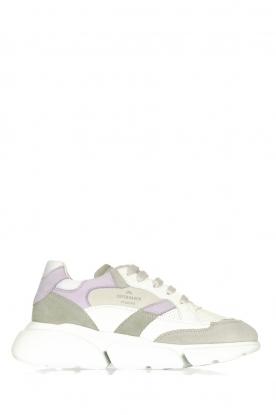 Copenhagen Studio's | Platform sneakers CPH555 | paars