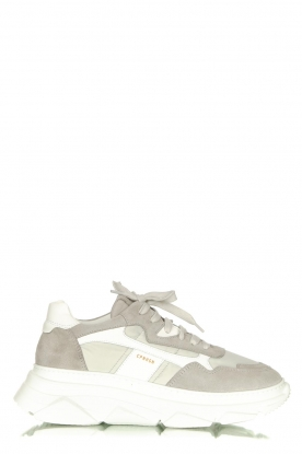Copenhagen Studio's |  Plateau sneaker CPH51 | grey