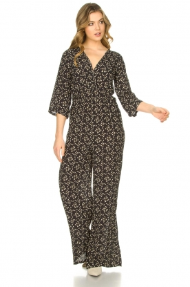 Look Jumpsuit with print Florine
