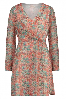 Freebird | Floral dress Lisanne | pink