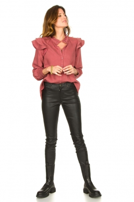 Look Ruches blouse Bella