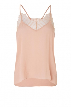 Second Female | Lace top Nathali | pink