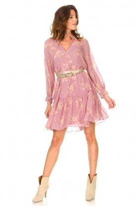 Look Floral dress Mories