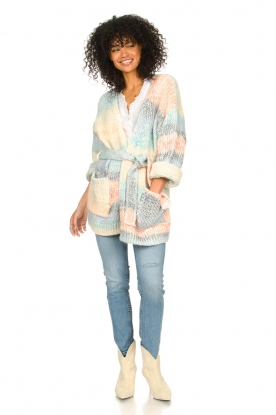 Look Oversized cardigan Elsa