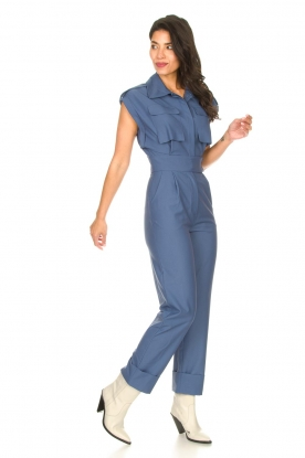 Look Fitted jumpsuit Forect