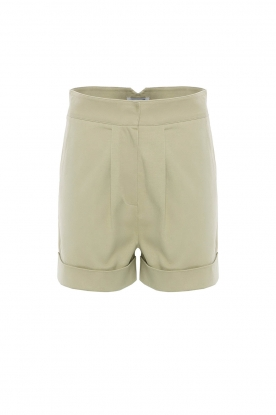 CHPTR S |Short Dusty | lichtgroen