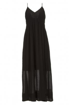 Rabens Saloner |  Maxi dress Jen | black