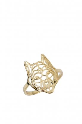 Rijkje Jewelry |  Ring Kami | gold