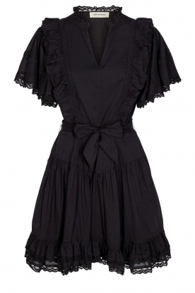 Sofie Schnoor | Dress with bow tie Aneya | black