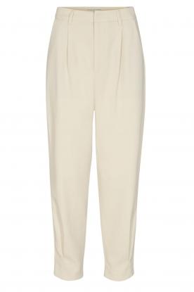 Copenhagen Muse   High waist pantalon Taylor   naturel