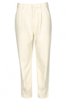 Copenhagen Muse |  High waist pants Taylor | natural