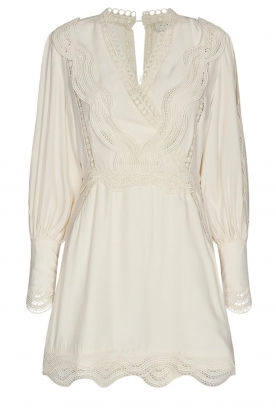 Copenhagen Muse |  Broderie dress Ultra | naturel