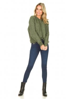 Look Knitted sweater Zabidoo