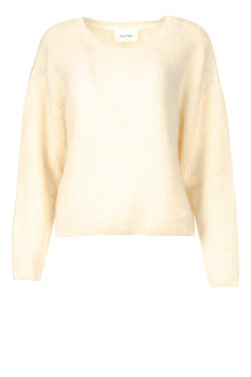 American Vintage |  Knitted sweater East | naturel
