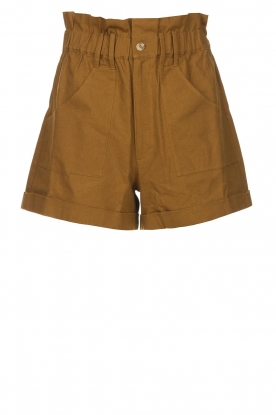 ba&sh | Paperbag shorts Luce | brown