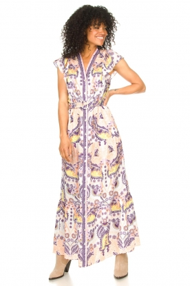 Look Maxi dress with print Ora