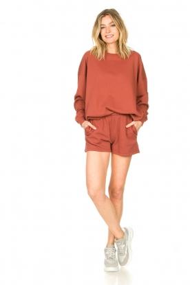 Look Cotton jogger shorts Feryway