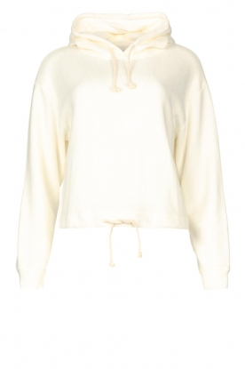 American Vintage |  Sweater with drawstring Pablito | natural