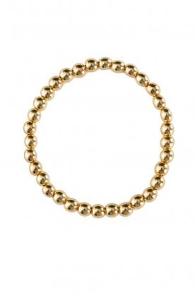 Prayer Accessories |  18k gold plated bracelet Naila | gold