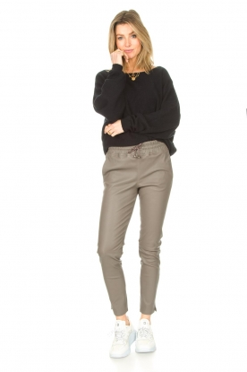 Look Soft sweater with boat neck Damsville