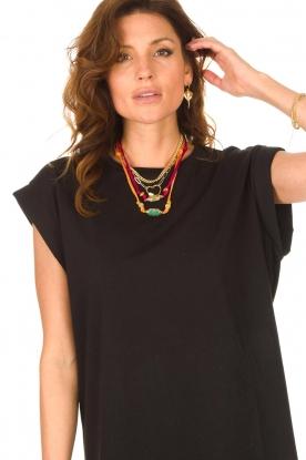 Prayer Accessories | Prayer box necklace | fuchsia