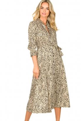 Second Female |  Printed dress Sevilla