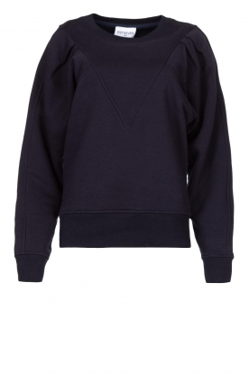 Est-Seven | Sweater Vetements | blauw