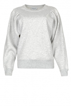 Est-Seven | Sweatshirt Vetements | grey