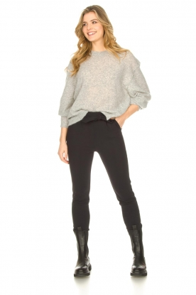 Look Knitted sweater Razpark