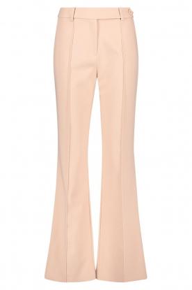 Aaiko |  Wide leg trousers Vantalle | pink