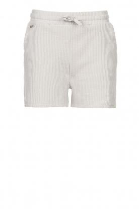 Lune Active |  Cotton shorts Ella | grey