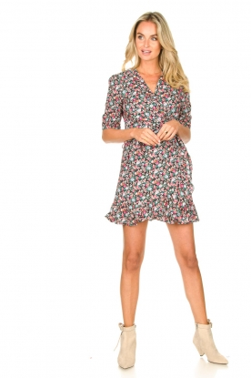 Look Cotton dress with floral print Ciran