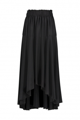 Aaiko | Midi skirt Savi | black
