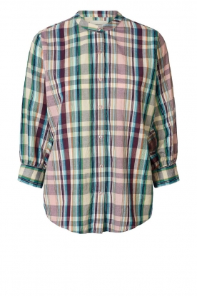 Lolly's Laundry | Cotton blouse with lurex Ralph | multi