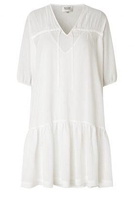 Second Female | Tunic dress Tara | white