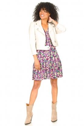 Look Dress with floral print Adalyn